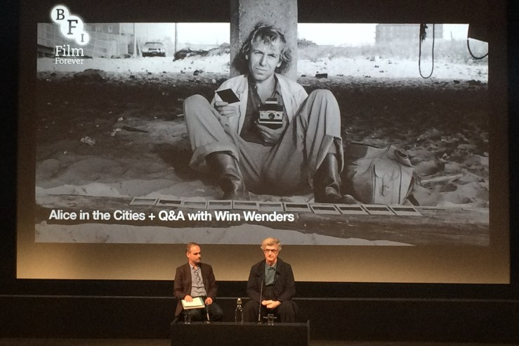 Alice in the Cities - BFI Wim Wenders