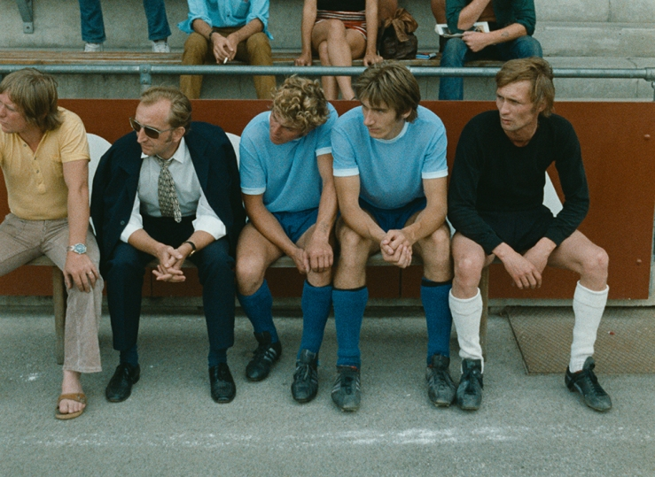 Goalies Anxiety Penalty Kick bench