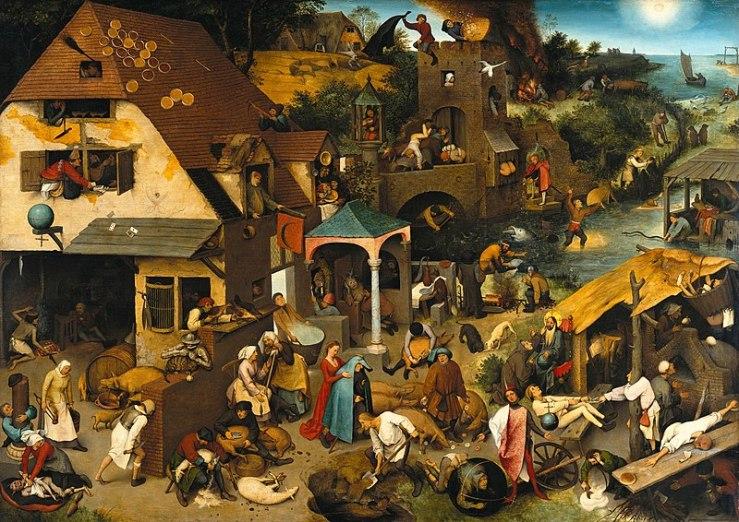 Jabberwocky Bruegel