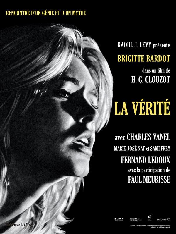 La Verite poster