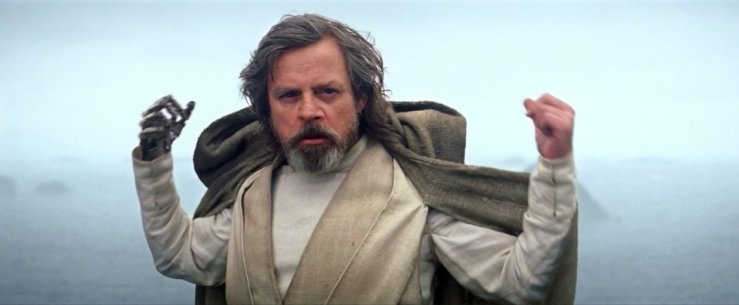 Last Jedi Luke