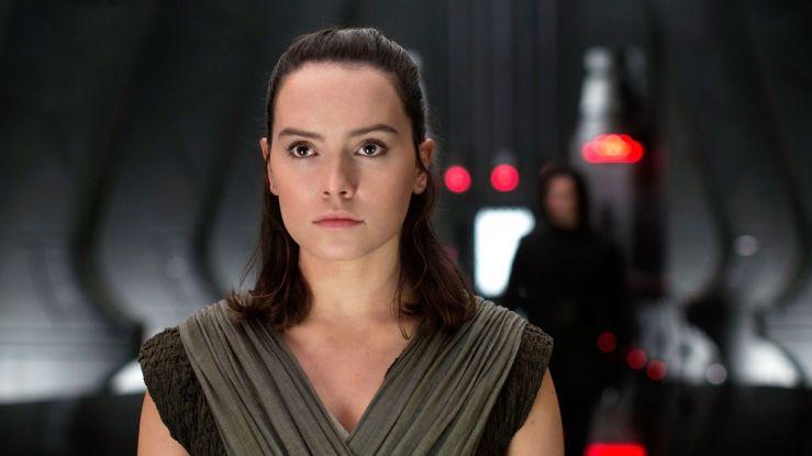 Star Wars Last Jedi Ren Rey