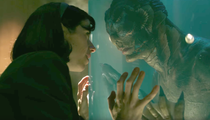 Shape of Water Elisa creature