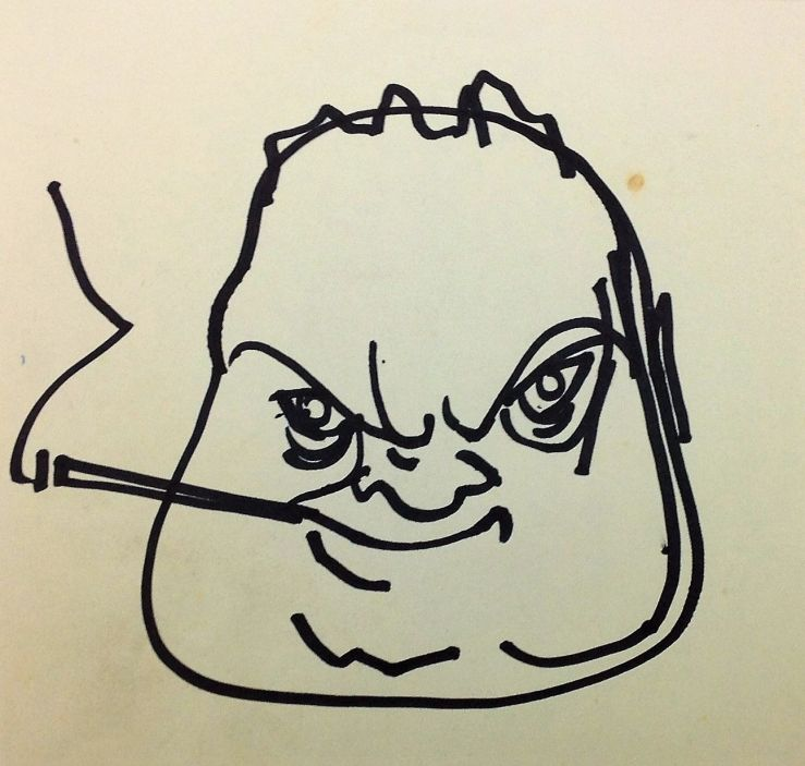 Orson Welles sketch