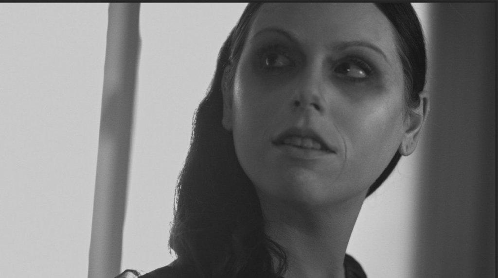 Natalie Walker as Muriel in A Ghost Waits